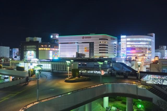 川口市の交通事故発生状況